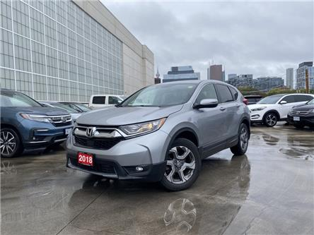 2018 Honda CR-V EX-L (Stk: T22224A) in Toronto - Image 1 of 5
