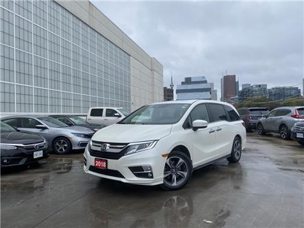 2018 Honda Odyssey EX-L (Stk: Y22248A) in Toronto - Image 1 of 5