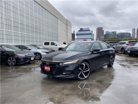 2019 Honda Accord Sport 1.5T (Stk: A21765A) in Toronto - Image 1 of 5