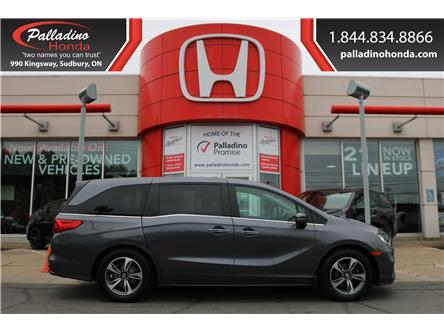 2019 Honda Odyssey EX (Stk: BC0230) in Greater Sudbury - Image 1 of 40