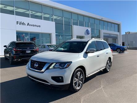 2017 Nissan Pathfinder SV (Stk: 21328B) in Calgary - Image 1 of 18