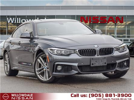 2018 BMW 430i xDrive Gran Coupe (Stk: C36141) in Thornhill - Image 1 of 27