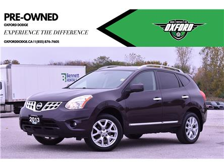 2013 Nissan Rogue S (Stk: 21818A) in London - Image 1 of 22