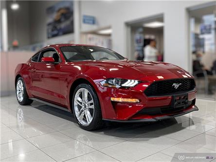 2021 Ford Mustang EcoBoost (Stk: C1332) in St. Thomas - Image 1 of 25