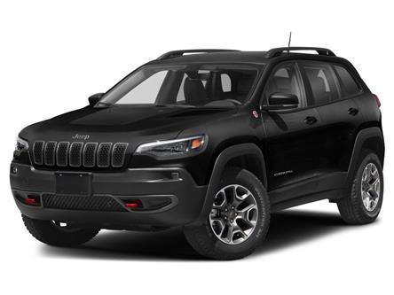 2019 Jeep Cherokee Trailhawk (Stk: CLDU6987) in Ottawa - Image 1 of 9