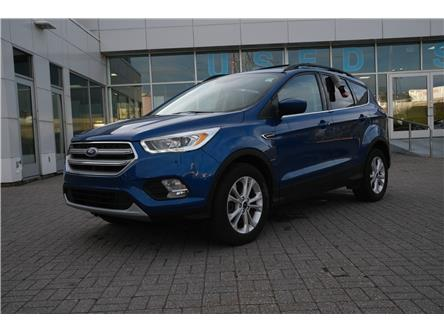 2017 Ford Escape SE (Stk: 2105641) in Ottawa - Image 1 of 16