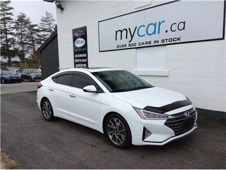 2019 Hyundai Elantra Ultimate (Stk: 210986) in Ottawa - Image 1 of 22