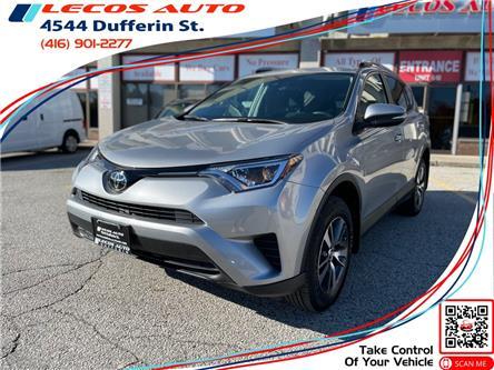 2018 Toyota RAV4 LE (Stk: 447871) in Toronto - Image 1 of 11