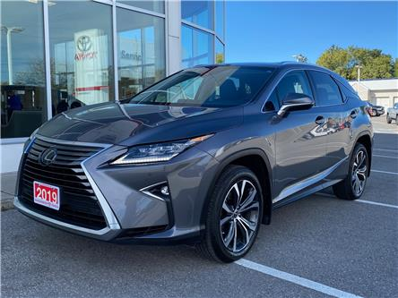2019 Lexus RX 350 Base (Stk: W5471) in Cobourg - Image 1 of 29