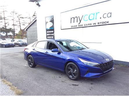 2021 Hyundai Elantra Preferred (Stk: 210991) in Ottawa - Image 1 of 21