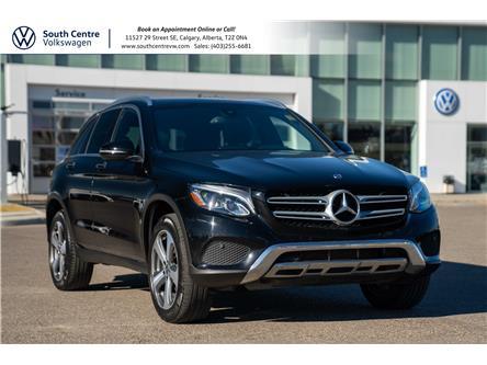 2018 Mercedes-Benz GLC 300 Base (Stk: U6806) in Calgary - Image 1 of 39