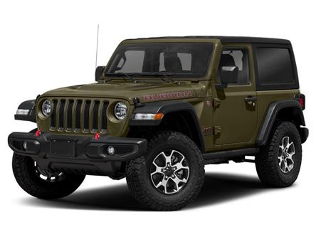 2021 Jeep Wrangler Rubicon (Stk: ) in Quebec - Image 1 of 8