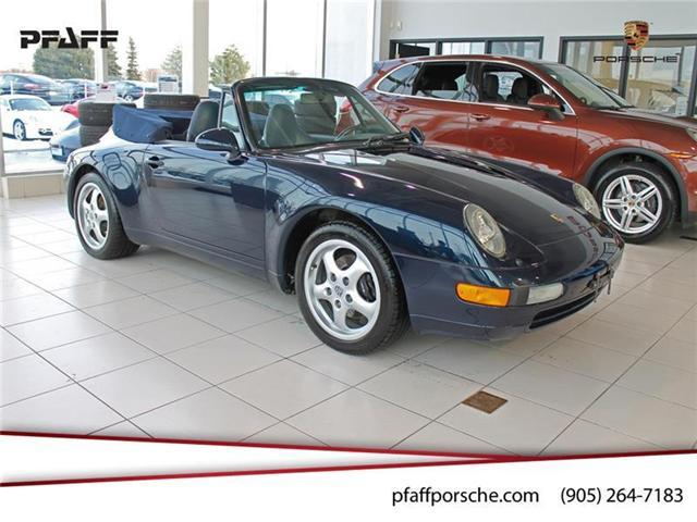 1997 Porsche 911 Carrera Tiptronic (Stk: 778899) in Toronto, Ajax, Pickering - Image 1 of 1