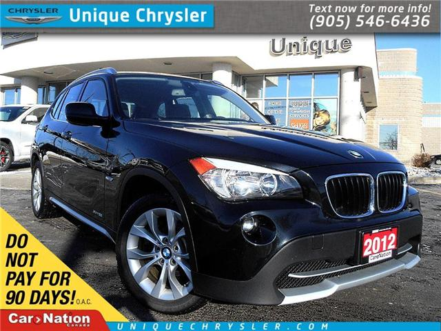 2012 BMW X1 xDrive28i | LOCAL TRADE | FUEL EFFICIENT COMMUTE | (Stk: R76137A) in Burlington - Image 1 of 30