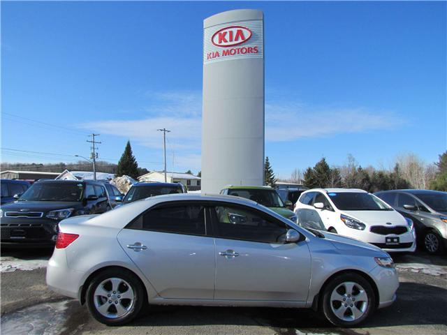 2010 Kia Forte 2.0L EX (Stk: E107A) in Bracebridge - Image 1 of 20