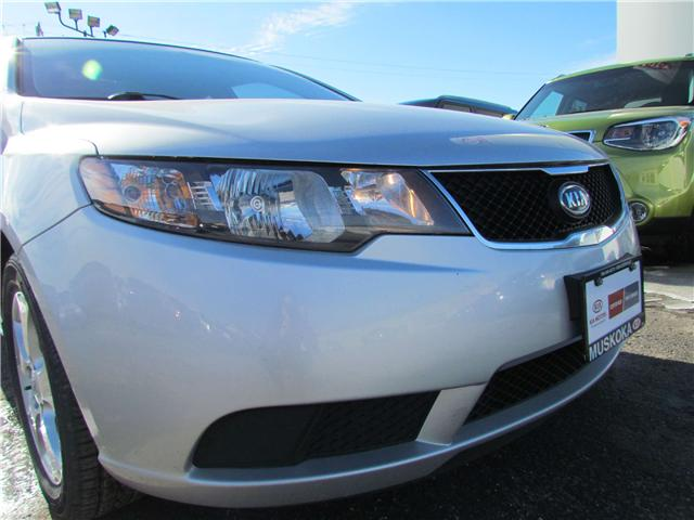 2010 Kia Forte 2.0L EX (Stk: E107A) in Bracebridge - Image 11 of 20