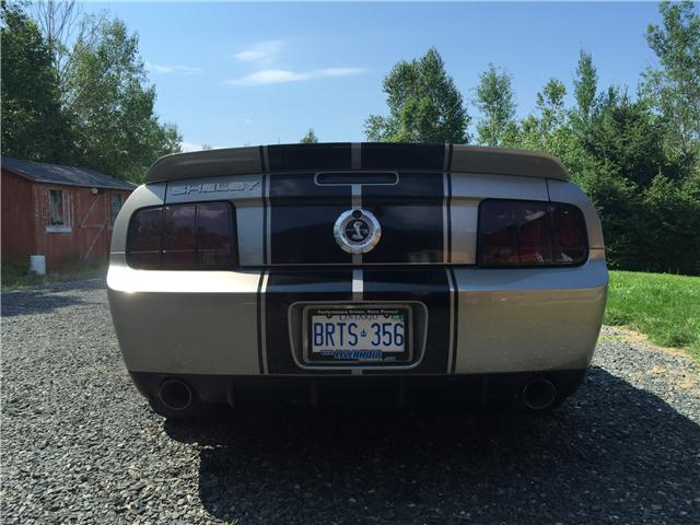 2008 Ford Shelby GT500 Base (Stk: ) in Garson - Image 6 of 12