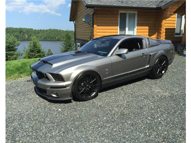 2008 Ford Shelby GT500 Base (Stk: ) in Garson - Image 4 of 12