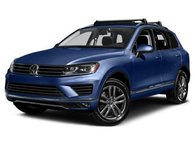 2016 Volkswagen Touareg  (Stk: GU004720) in Surrey - Image 1 of 1