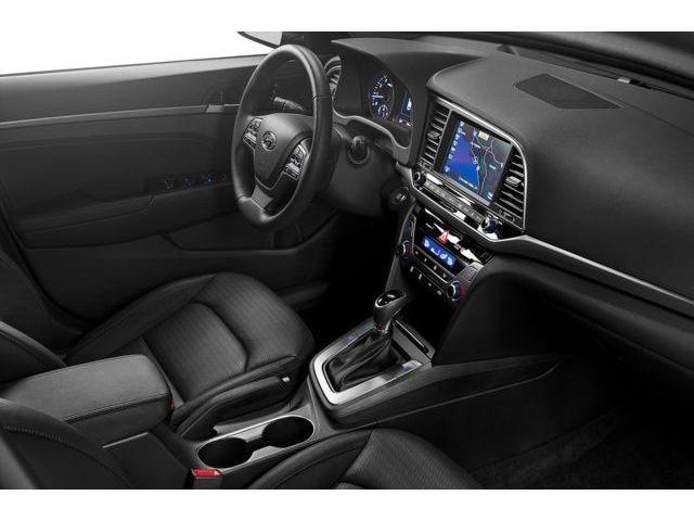 2017 Hyundai Elantra  (Stk: 27619) in Brampton - Image 2 of 2