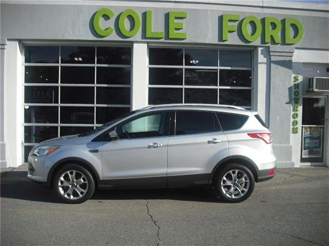 2014 Ford Escape Titanium (Stk: A-774) in Liverpool - Image 1 of 14