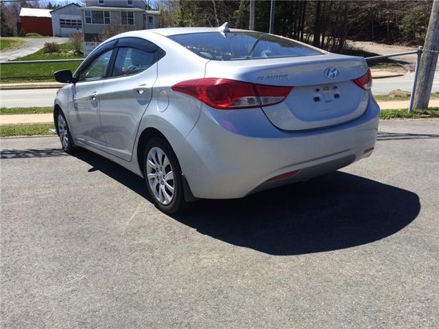 2013 Hyundai Elantra GL (Stk: -) in Middle Sackville - Image 3 of 6