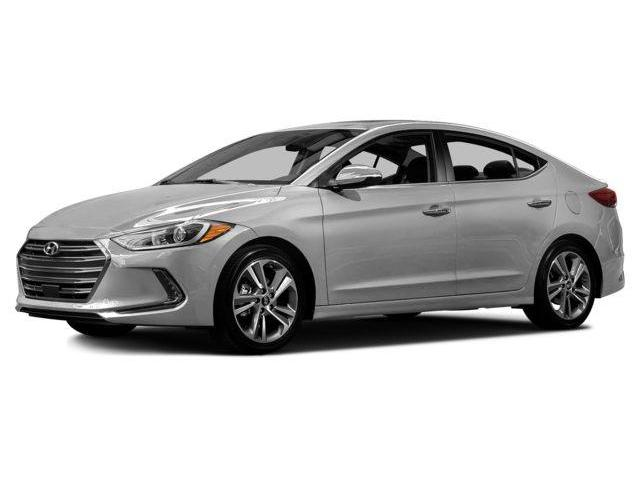 2017 Hyundai Elantra Limited (Stk: 158305) in Whitby - Image 1 of 2