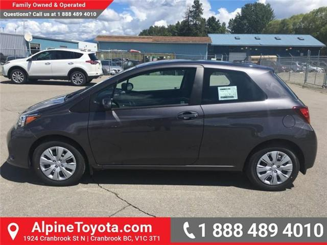 2016 Toyota Yaris CE (Stk: A068868) in Cranbrook - Image 2 of 11