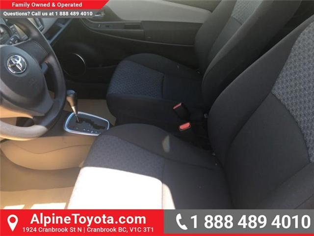 2016 Toyota Yaris CE (Stk: A068868) in Cranbrook - Image 6 of 11