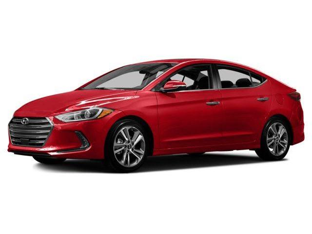 2017 Hyundai Elantra LE (Stk: 13513) in Thunder Bay - Image 1 of 2
