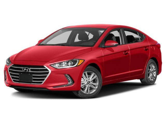 2017 Hyundai Elantra GL (Stk: 13705) in Thunder Bay - Image 1 of 9