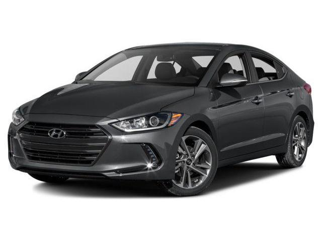 2017 Hyundai Elantra GLS (Stk: 13693) in Thunder Bay - Image 1 of 9