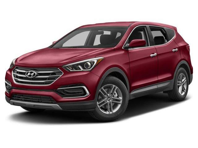 2017 Hyundai Santa Fe Sport  (Stk: H10647) in Peterborough - Image 1 of 9