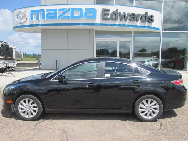 2012 Mazda MAZDA6 GT-I4 (Stk: 19455) in Pembroke - Image 1 of 13