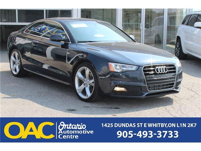 2013 Audi A5  (Stk: 20545J) in WHITBY, - Image 1 of 25