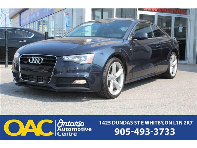 2013 Audi A5  (Stk: 20545J) in WHITBY, - Image 2 of 25