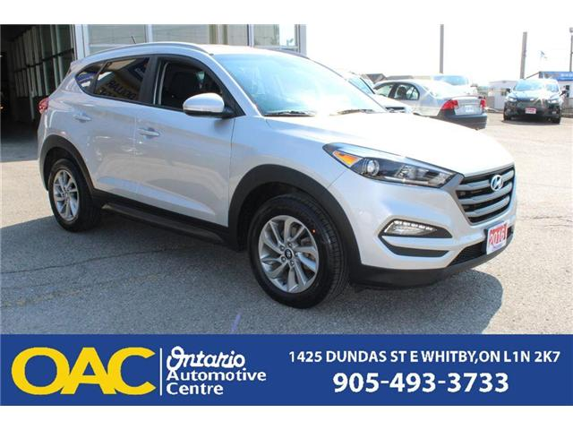 2016 Hyundai Tucson  (Stk: 92469J) in WHITBY, - Image 1 of 24