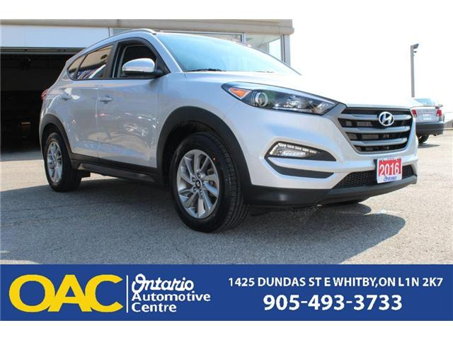 2016 Hyundai Tucson  (Stk: 92469J) in WHITBY, - Image 2 of 24