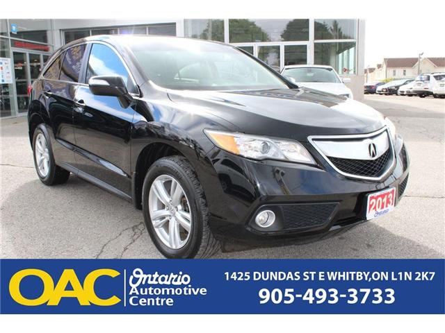 2013 Acura RDX Base (Stk: 02556J) in WHITBY, - Image 1 of 26