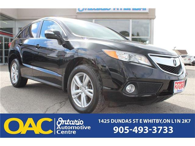 2013 Acura RDX Base (Stk: 02556J) in WHITBY, - Image 2 of 26