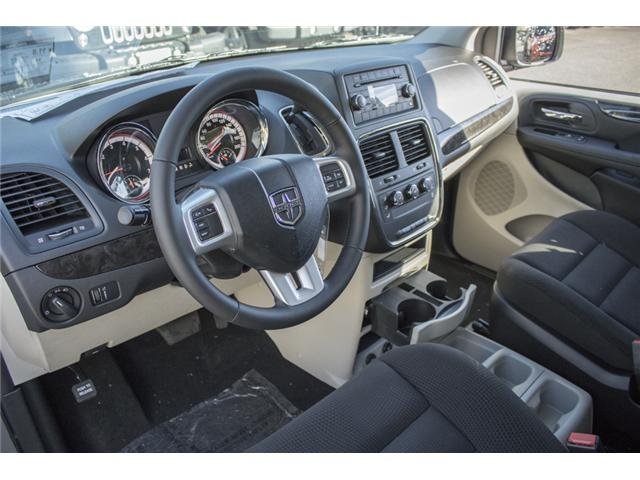 2017 Dodge Grand Caravan CVP/SXT (Stk: H555628) in Abbotsford - Image 14 of 26