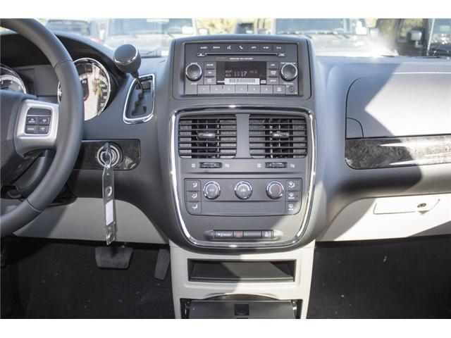 2017 Dodge Grand Caravan CVP/SXT (Stk: H555628) in Abbotsford - Image 17 of 26