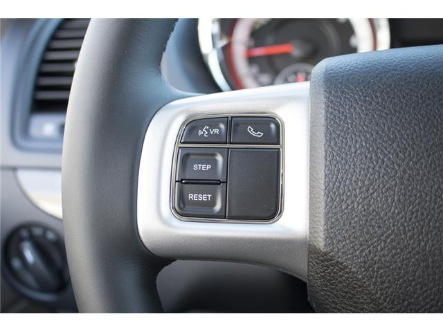 2017 Dodge Grand Caravan CVP/SXT (Stk: H555628) in Abbotsford - Image 21 of 26
