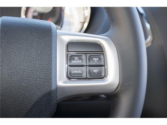 2017 Dodge Grand Caravan CVP/SXT (Stk: H555628) in Abbotsford - Image 22 of 26