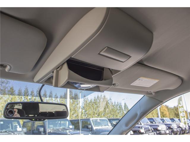 2017 Dodge Grand Caravan CVP/SXT (Stk: H555628) in Abbotsford - Image 24 of 26