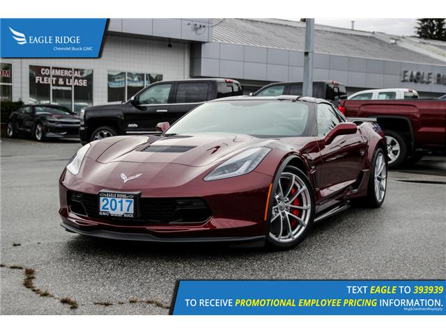 2017 Chevrolet Corvette Grand Sport (Stk: 73202A) in Coquitlam - Image 1 of 18