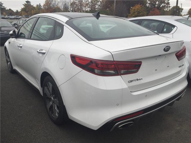 2016 Kia Optima SX Turbo (Stk: 16230) in New Minas - Image 2 of 6