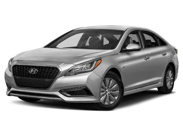2016 Hyundai Sonata Hybrid  (Stk: 036357) in Whitby - Image 1 of 9