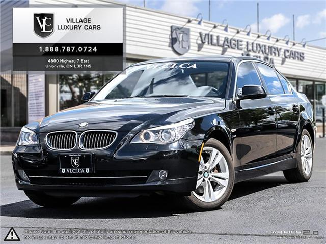 2010 BMW 528i xDrive (Stk: CC2224) in Toronto, Ajax, Pickering - Image 1 of 1