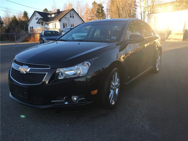 2011 Chevrolet Cruze LT Turbo (Stk: ) in Middle Sackville - Image 1 of 6
